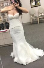 Truly by Zac Posen Wedding Gown- NWT!!! Sample Size 10