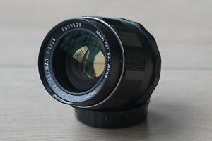 ASAHI Pentax SMC Takumar 35 mm, 1:2, M42-Anschluss