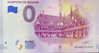BILLET 0  EURO HOSPICES DE BEAUNE  FRANCE  2019  NUMERO 4000