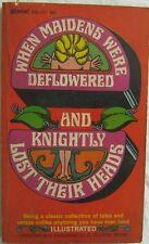 When Maidens Were Deflowered and Knightly Lost Their Heads Wilde Belmont 1967