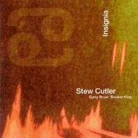 INSIGNIA - CUTLER STEW [CD]
