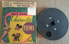 WALT DISNEY CHARACTER FILMS #1556-A~DONALD DUCK IN THE RESCUE~8MM FILM~1930s?