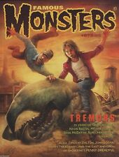 FAMOUS MONSTERS de Filmland #279 - Tremors @ 25 Penny Dreadful Timothy Dalton