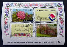 Salon du Timbre-Block 1993, Bl. 13, mit idealem ESST. (P0333)