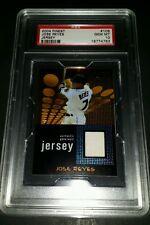 2004 Topps Finest #106- Jose Reyes Jersey Card! PSA GEM MINT 10!