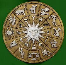 Zodiac Signs Wall Plaque Home Decor