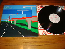 TRAFFIC ON THE ROAD ORIGINAL LP