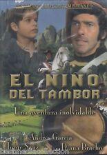 El Nino Del Tambor DVD NEW Andres Garcia Diana Bracho ORIGINAL Nueva SEALED