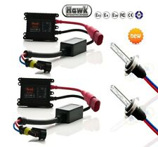 Xenon HID Headlight Conversation Kit- H1 6000k- 2 Years Warranty-METAL BASE BULB