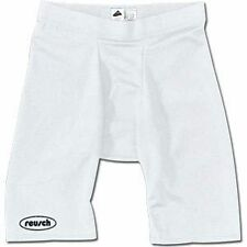 reusch Soccer Padded Compression Short White AS