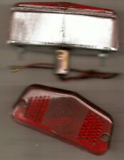 BSA & TRIUMPH ETC. Lucas lámpara de cola trasero de patrón