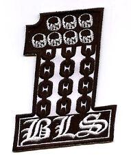 HEAVY METAL BLACK LABEL SOCIETY BLS PATCH SERIES: BLACK LABEL SOCIETY SDMF #ONE