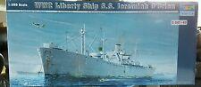 Trumpeter 1/350 D-Day Liberty Ship. Jeremiah O'Brien. #05301 '04 kit SEALED!