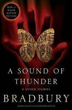 NEW A Sound of Thunder and Other Stories by Ray Bradbury