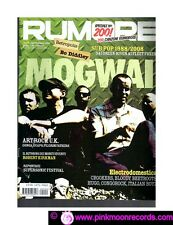 RUMORE N°200/2008 MOGWAI SUB POP 1988/2008 BO DIDDLEY CONGA GUAPO ITALIAN BOYZ