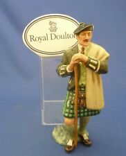 """THE LAIRD"" Royal Doulton England Bone China SCOTTISH GENTLEMAN Figurine HN2361"