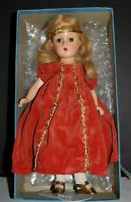 """VINTAGE MADAME ALEXANDER Doll Compo WENDY ANN SLEEPING BEAUTY 14.5"""" in BOX 1940"""