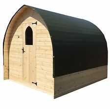 Alpine Glamping Pod | For Sale and Rental from £35 per week or £1950 to buy.