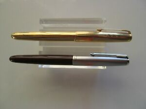 ANTIQUE PARKER 51 FOUNTAIN PEN VACUMATIC AND OTHER PARKER 51 NOT TESTED