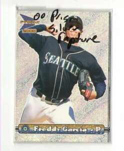2000 Pacific Prism Silver Rapture - SEATTLE MARINERS Team Set