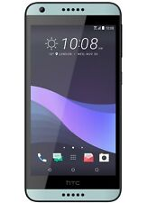 HTC Desire 650 Mobile Phone - Blue - UNLOCKED - 4G -16GB -2GB RAM Brand New