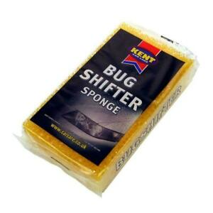 Kent Car Care Bug Shifter Insect Tar Tree Sap Stain Remover Sponge Pad