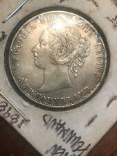 New Foundland KM#6 1898 50 Cent Workd Silver Coin Low Mintage 76,607Hard To Find