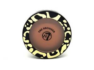 W7 The Bronzer Compact - Matte Bronzing Powder Get Sunkissed