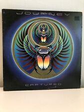 Journey - Captured - VG Vinyl LP Record