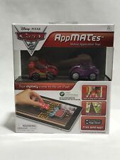 Disney CARS 2 Apple AppMates Video Game LIGHTNING MCQUEEN - HOLLEY SHIFTWELL