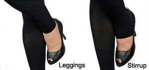 PLUS SIZE Quality Stockings Tights Black & Colour Pantyhose for Plump Lady S-XXL