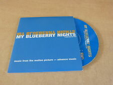 NORAH JONES - CAT POWER - RY COODER - AMOS LEE ! RARE FRENCH PROMO CD!!!!!!