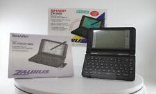Sharp Zaurus PDA Personal Electronic Organizer With Stylus (ZR-5800)
