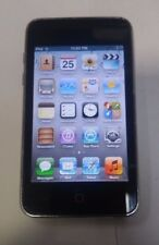 Apple iPod Touch 3rd Gen. (A1318)-  Black-  32GB - Power Button Issue