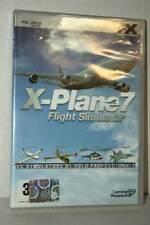 X-PLANE 7 FLIGHT SIMULATOR GIOCO USATO OTTIMO PC DVD VERSIONE ITALIANA RS2 47164