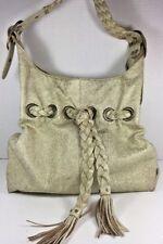 Kooba Large Metallic Gold Leather Shoulder Bag – Well Worn