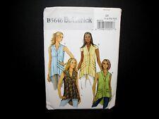 2011 Butterick Pattern #B5646 Size ZZ (Lrg-XXl) New Uncut