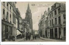 CPA carte postale Belgique-Mons- Rue d'Havré animée    VM22274