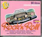 COFFRET 4 CD COMPIL 80 TITRES--ROCK 'N ROLL--COCHRAN/DOMINO/VINCENT/TAYLOR/MAJOR