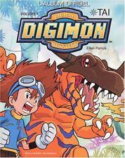 Digimon : Digital monsters - L'album officiel, Volume 1