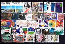 NETHERLANDS page of used incl sets used