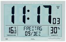 AMS 5888 - Wanduhr - Wetterstationen - Uhren Neu