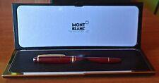 Penna montblanc Stilografica Classica rossa