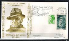 1983-Enveloppe Philatélique 1°Jour**J.Moulin-Obl.Chartres -Timbre Yt.788/2219