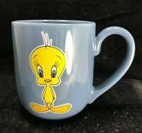 Vintage 1996 Warner Bros Studio Store Tweety Bird Coffee Mug