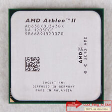 AMD Athlon II X4 638 Quad-Core CPU (AD638XOJZ43GX) Skt FM1 2.7 GHz/4M Free ship