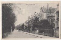 Hampstead Lane, Highgate, London 1912 Postcard B791