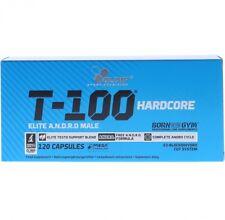 Olimp T-100 Hardcore Testosteron Testo Booster - 120 Kapseln