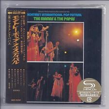 MAMAS & The PAPAS Live Monterey JAPAN mini lp cd SHM UICY-75707 papersleeve NEW