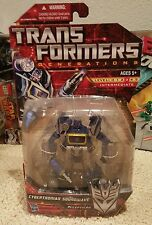 Transformers Generation Cybertronian Soundwave